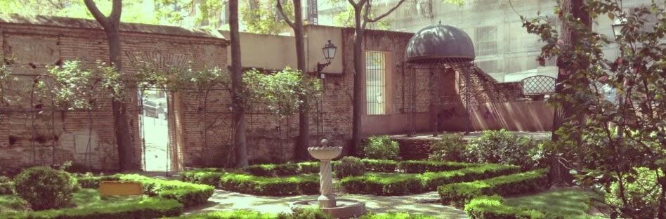 Jardines del Principe de Anglona.