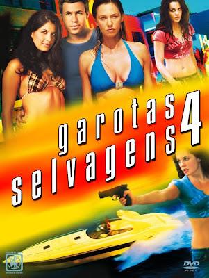 Garotas Selvagens 4 - DVDRip Dual Áudio