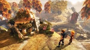 Game Brothers A Tale of Two Son