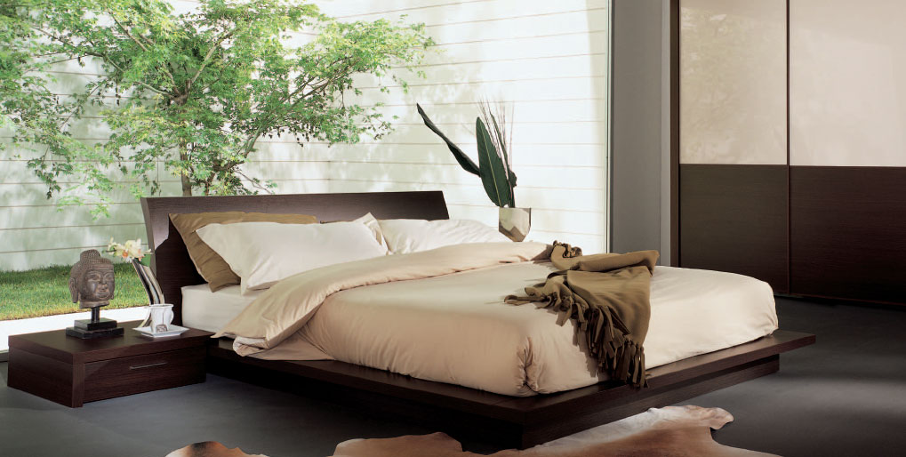 Dormitorio estilo zen dormitorios con estilo - Decoracion de habitaciones con fotos ...