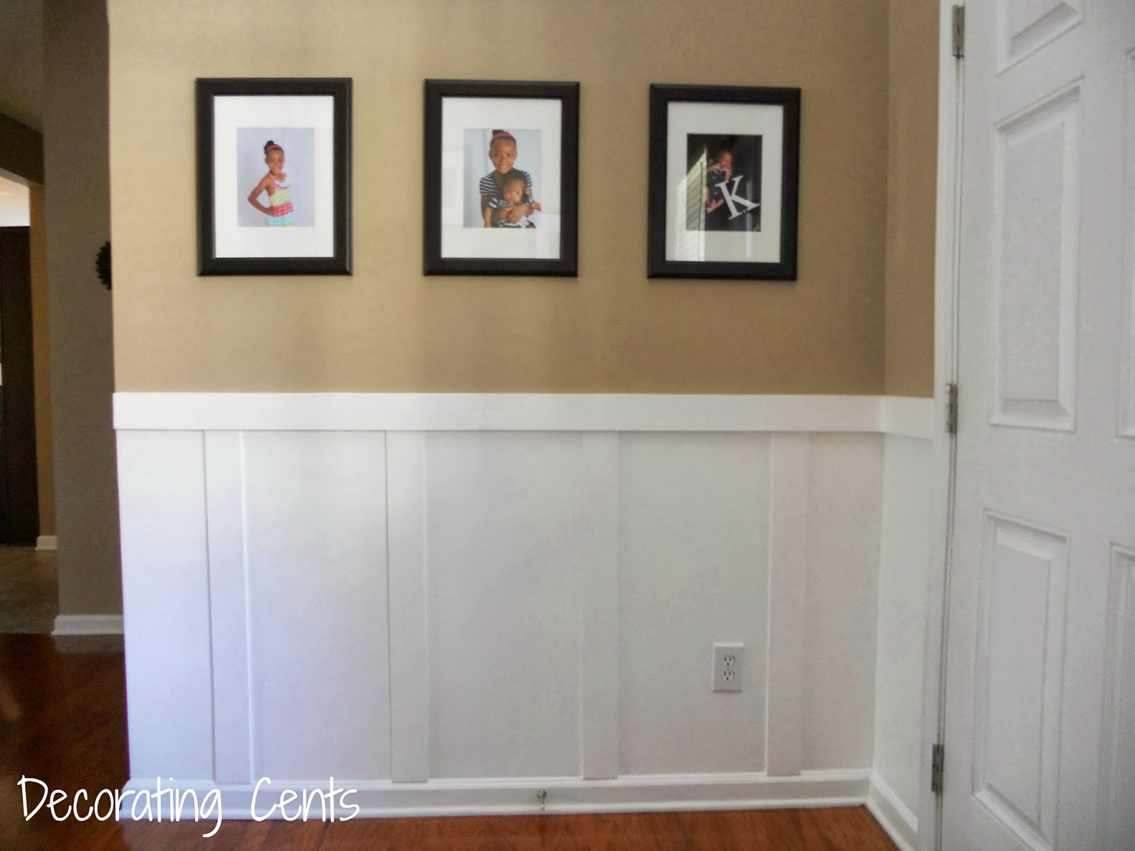Decorating Cents: Foyer Photos