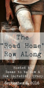 The Road Home Row Along