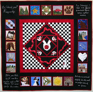 The Stephenie Meyer Twilight Quilt