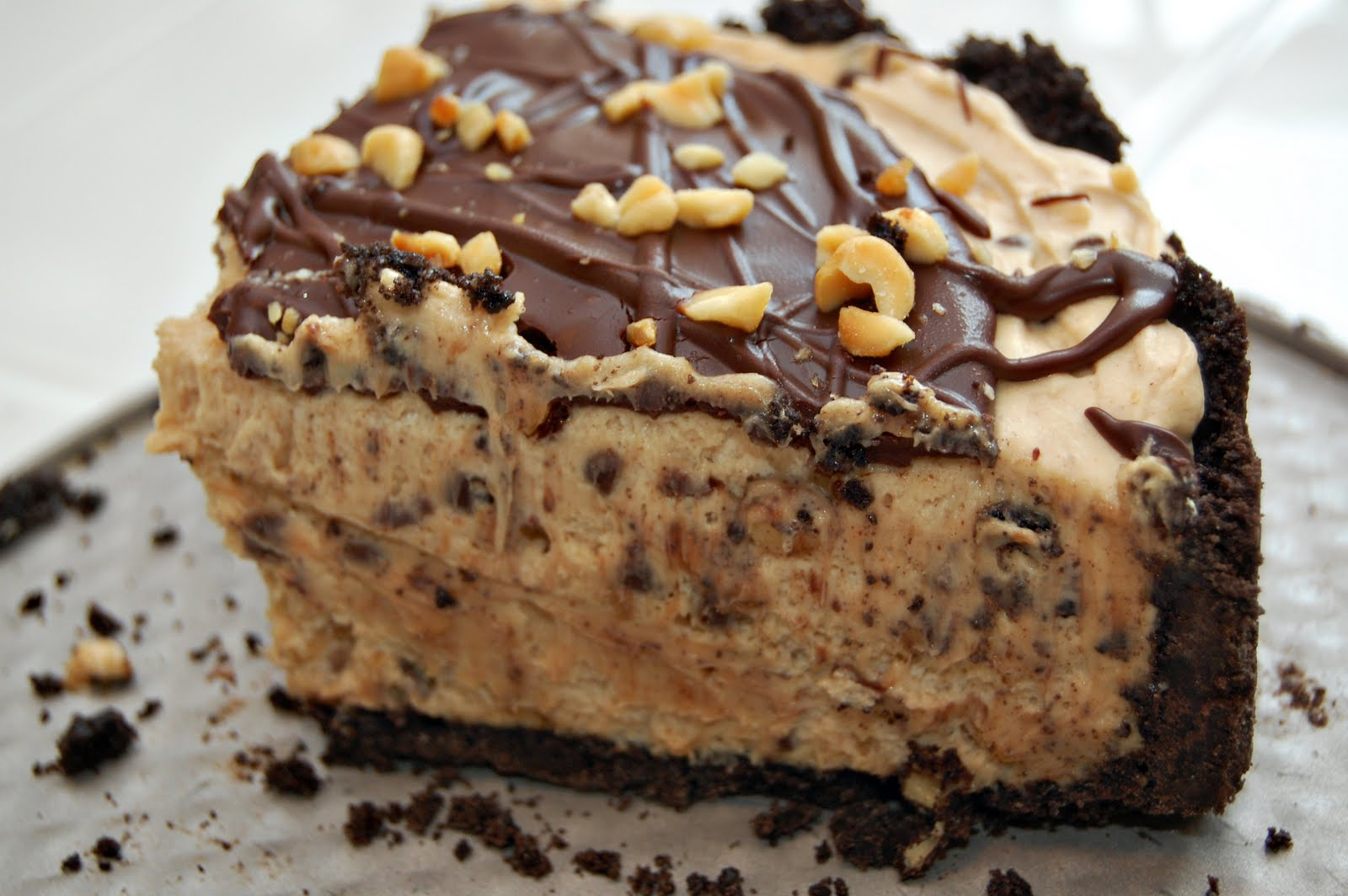 chocolate peanut butter cake chocolate peanut butter torte blue eyed ...