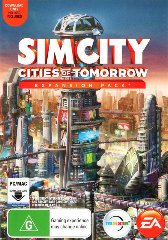 SimCity Cities Of Tomorrow Expansion Pack Download