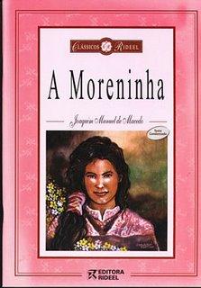"""Resumindo livros: RESUMO DO LIVRO """"A MORENINHA"""""""