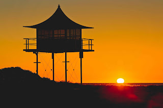 Semaphore Beach - photography by Dream a little portrait