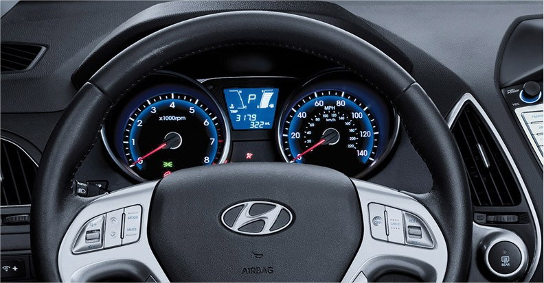 2014 Hyundai Tucson ix35 Review Euros In Market
