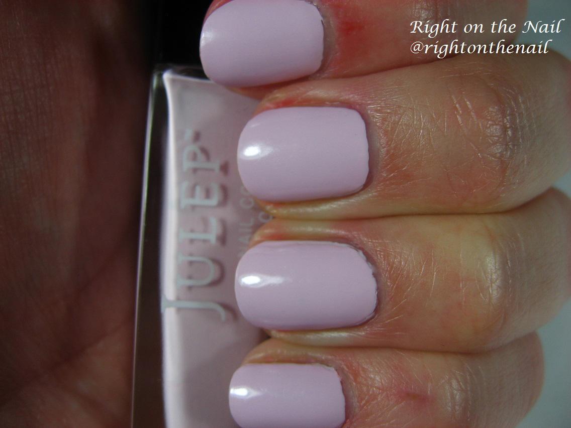 Right on the Nail: Right on the Nail ~ Julep Nail Polishes Swatches ...