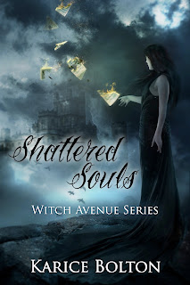 Shout Out: Shattered Souls by Karice Bolton