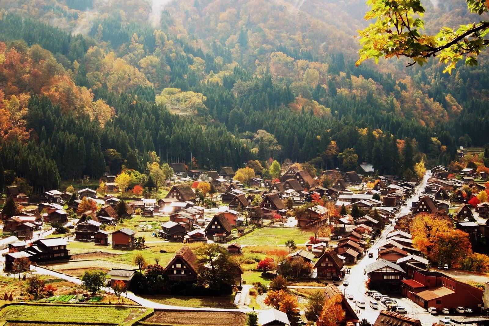 Travels Kaleidoscope Shirakawa Go Amp Kanazawa