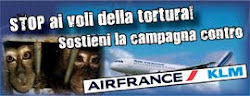 Campagna contro AIR FRANCE / KLM