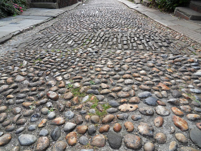 Rye cobble streets