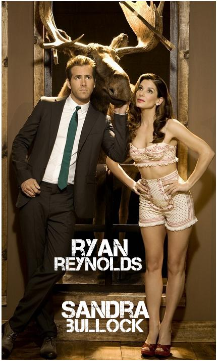 hollywood spy ryan reynolds amp sandra bullock in quotand then