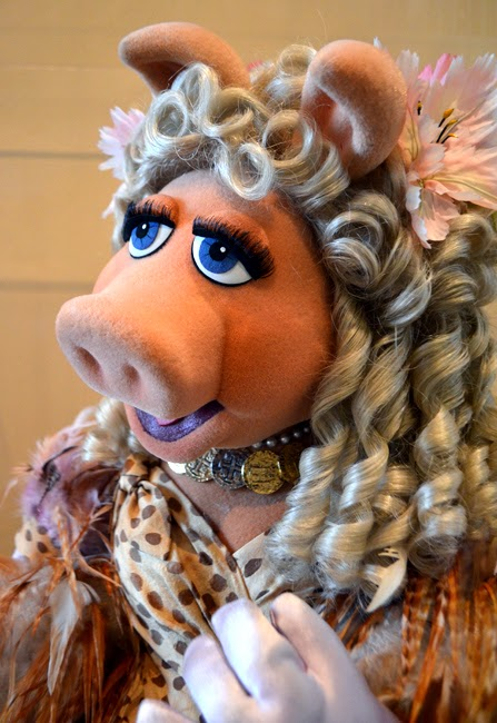 Muppets at the Center for Puppetry Arts, Miss Piggy