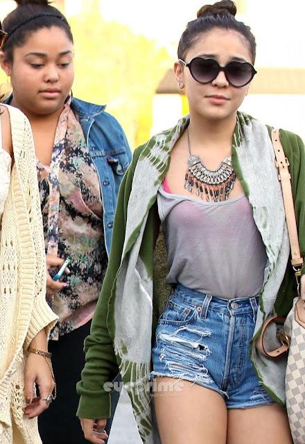 Vanessa & Stella Hudgens  Hot Photos