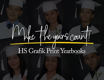 We print high-quality yearbooks!