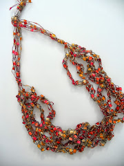 Trellis or Ladder Necklace