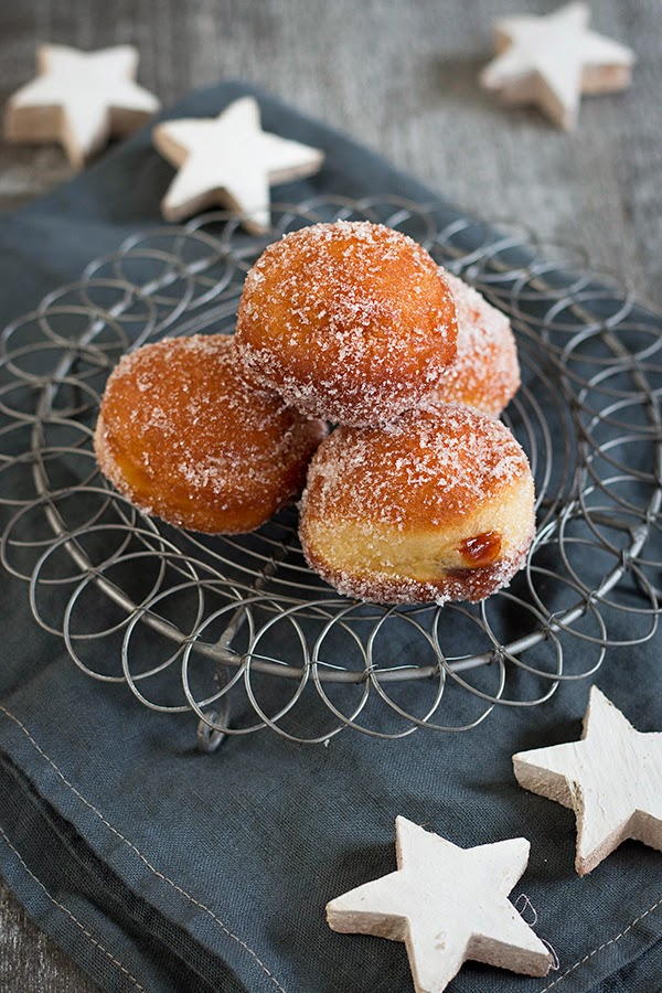German donut by seelenschmeichelei.blogspot.de