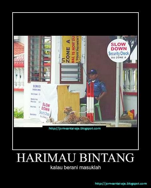HARIMAU BINTANG