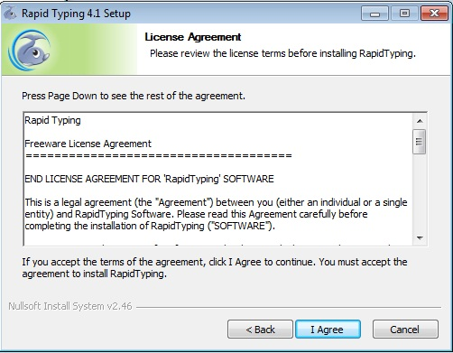 rapid typing 5