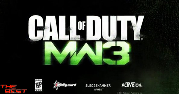 Call of Duty: Modern Warfare 3 'Redemption' trailer