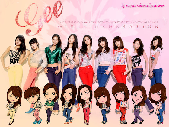 30 Wallpaper SNSD - Foto Personil Girls Generation