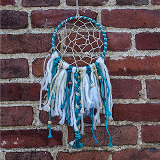 DIY Macrame Dream Catcher Kit