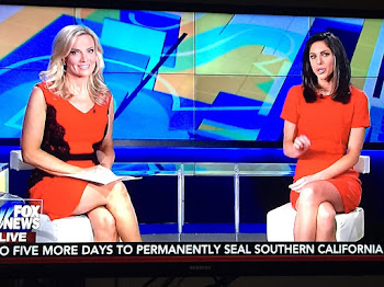 Wear Red Day and FOX News is in the Spirit