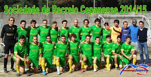 Equipa S.R.Cepanense 2014/2015