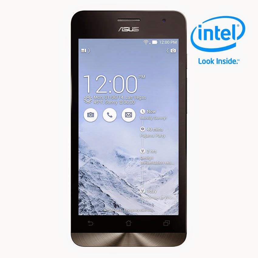 Spesifikasi Harga Asus Zenfone 5 A500CG