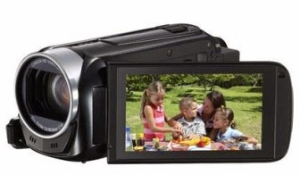 Flipkart: Buy Canon Legria HF R406(Black) Camcorder at Rs.13799