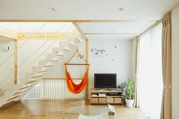 Desain Interior Rumah Jepang Minimalis