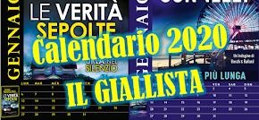 Scarica gratuitamente il Calendario 2019 de IL GIALLISTA