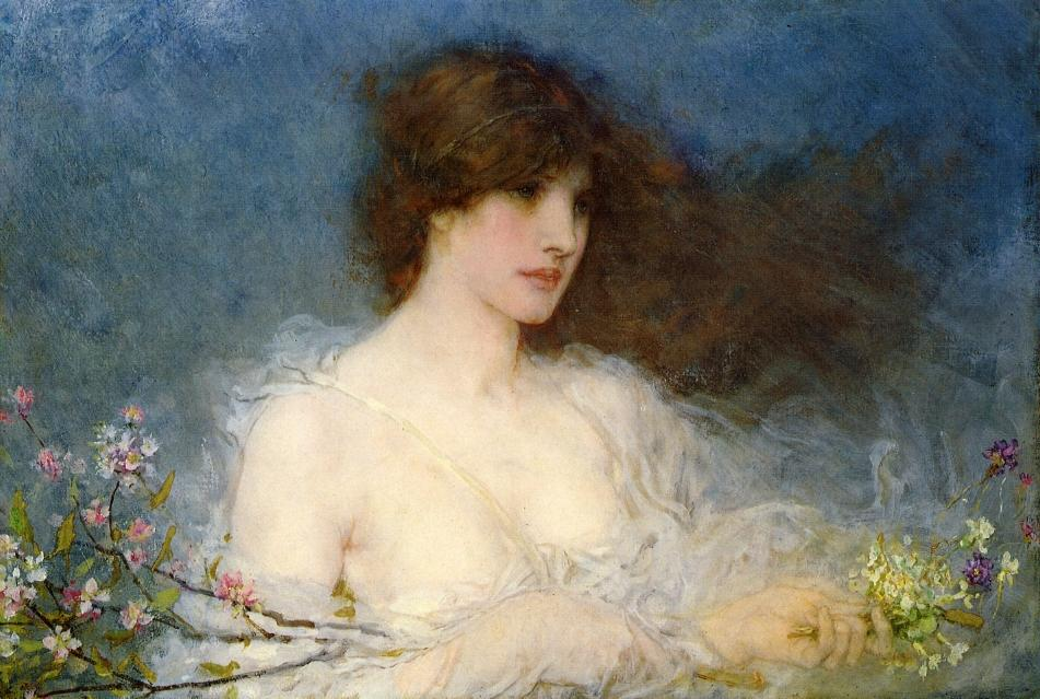 george henry boughton idyll