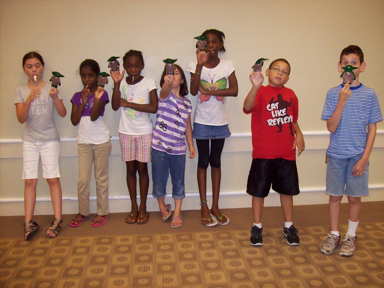 CPL Children's Blog: The Strange Case of Origami Yoda – A ... - photo#10