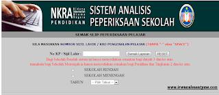Semak Keputusan SPM 2012 secara on9