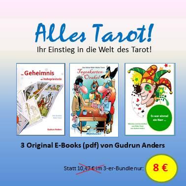 Tarot-Bücher zum Aktionspreis