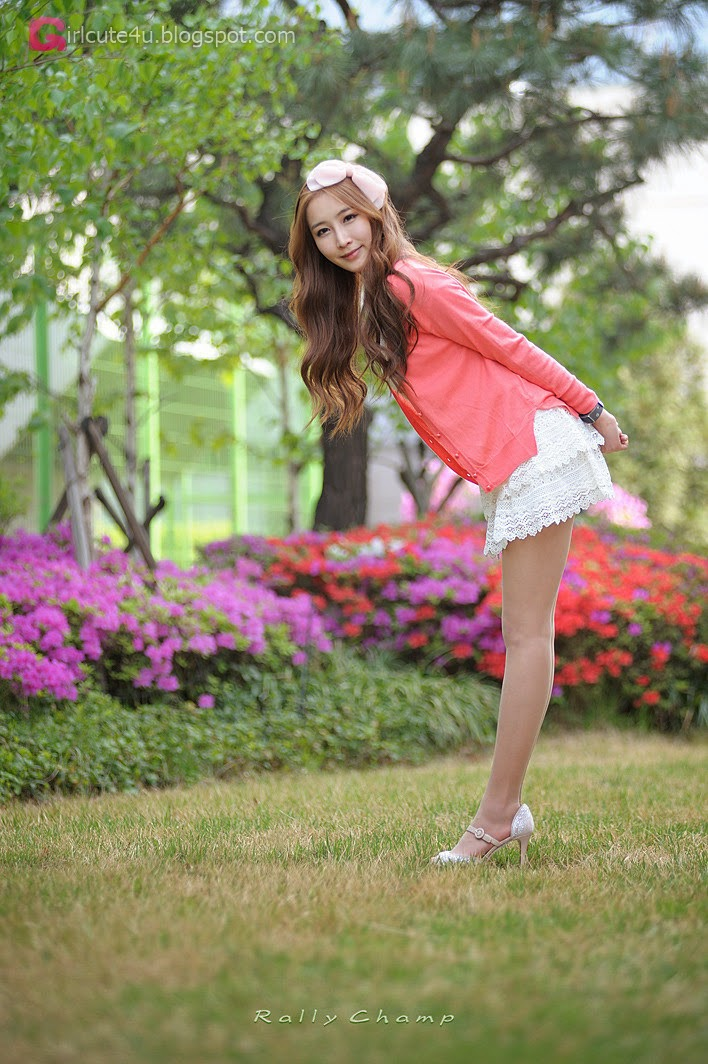 5 Oh Ah Hee - P&I 2014 - very cute asian girl-girlcute4u.blogspot.com