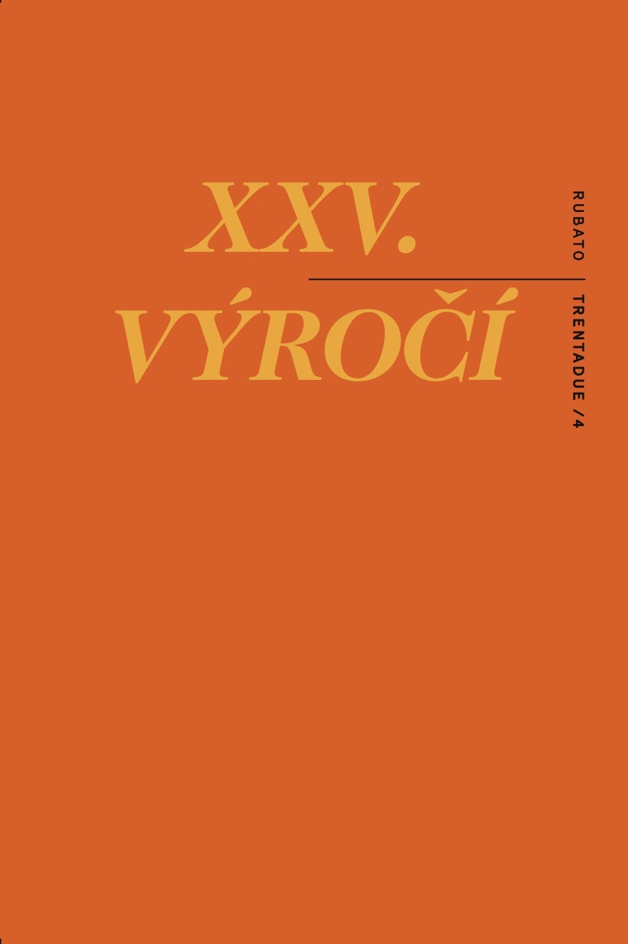 XXV. výročí (2014)