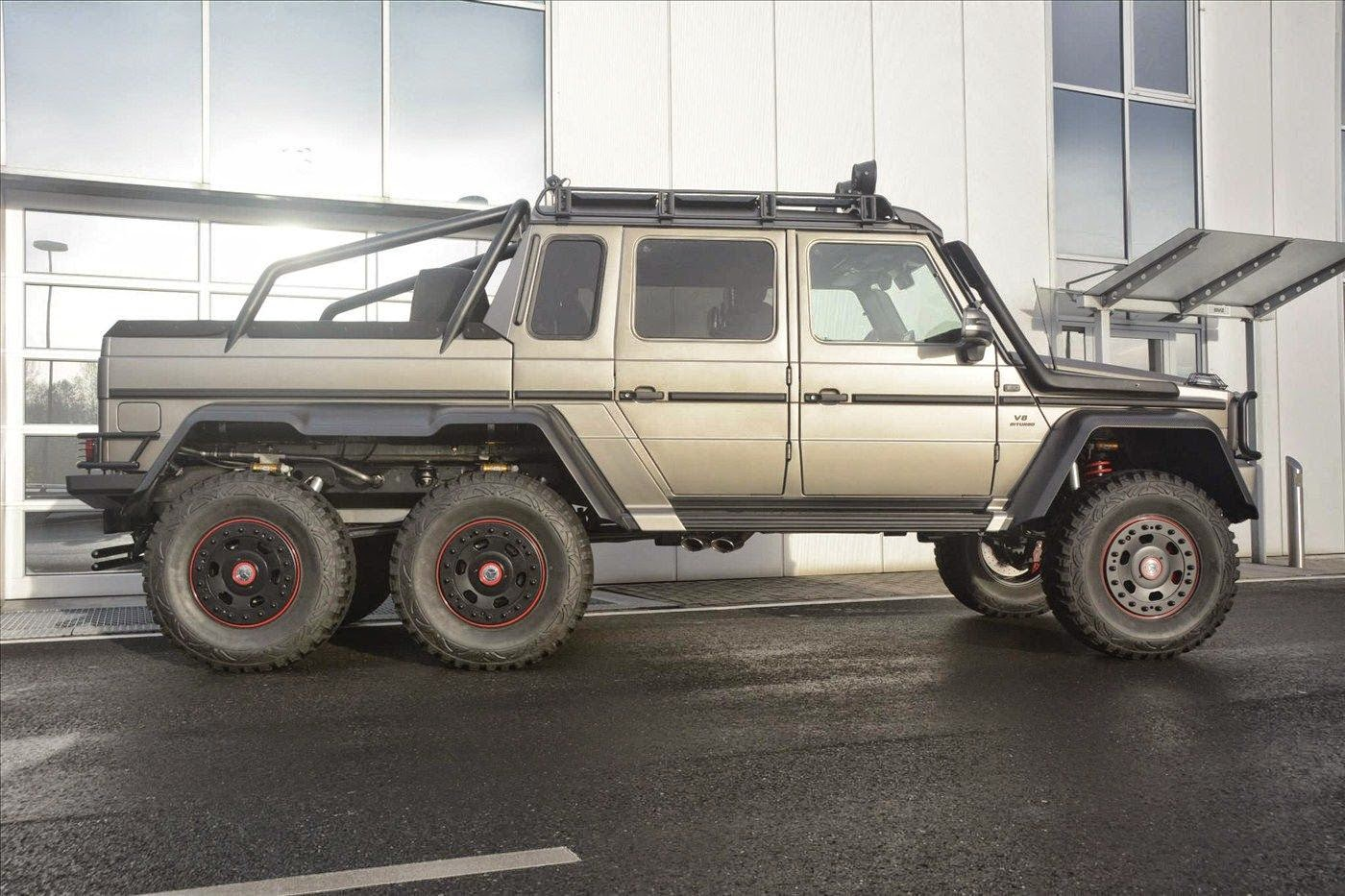 mercedes benz g63 brabus - photo #35