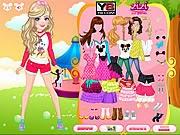 Game thời trang trẻ, chơi game thoi trang online tại gamevui