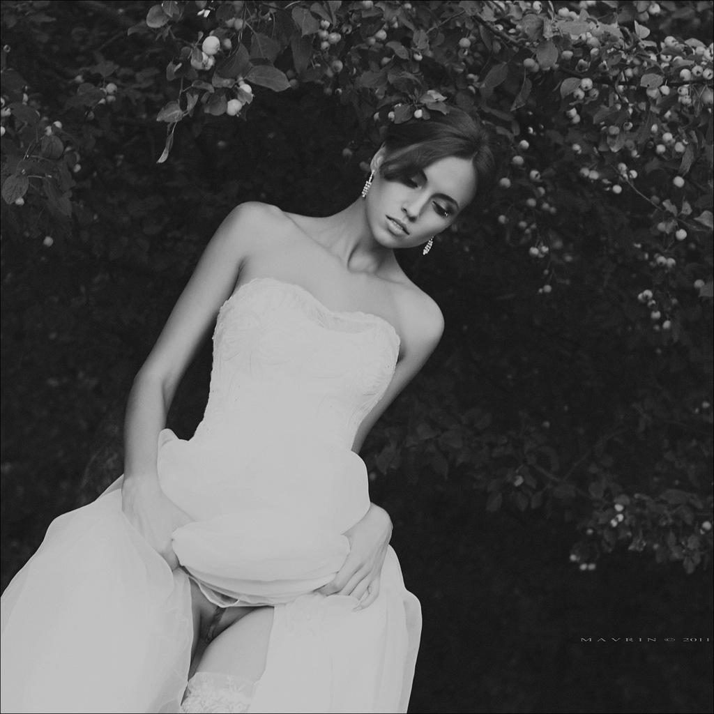 Эротические фотки невест 14 фотография