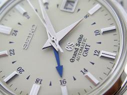 SEIKO GRAND SEIKO GMT - SEIKO SBGM023 - AUTOMATIC 9S66A