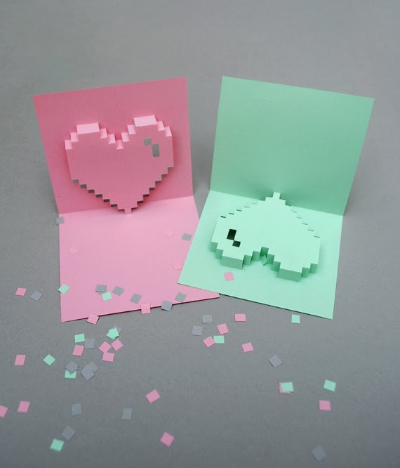 geek with curves Ideas for Making Your Own Geeky Valentines Day – How to Make an Awesome Valentines Day Card
