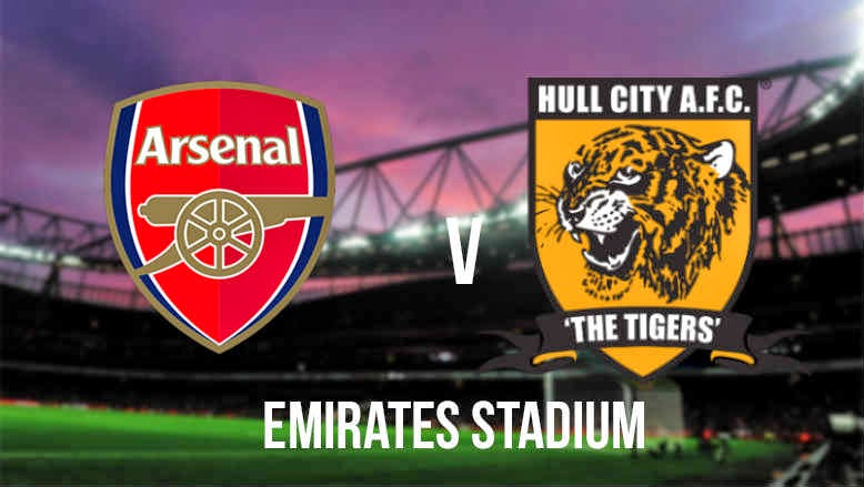 Arsenal vs Hull City