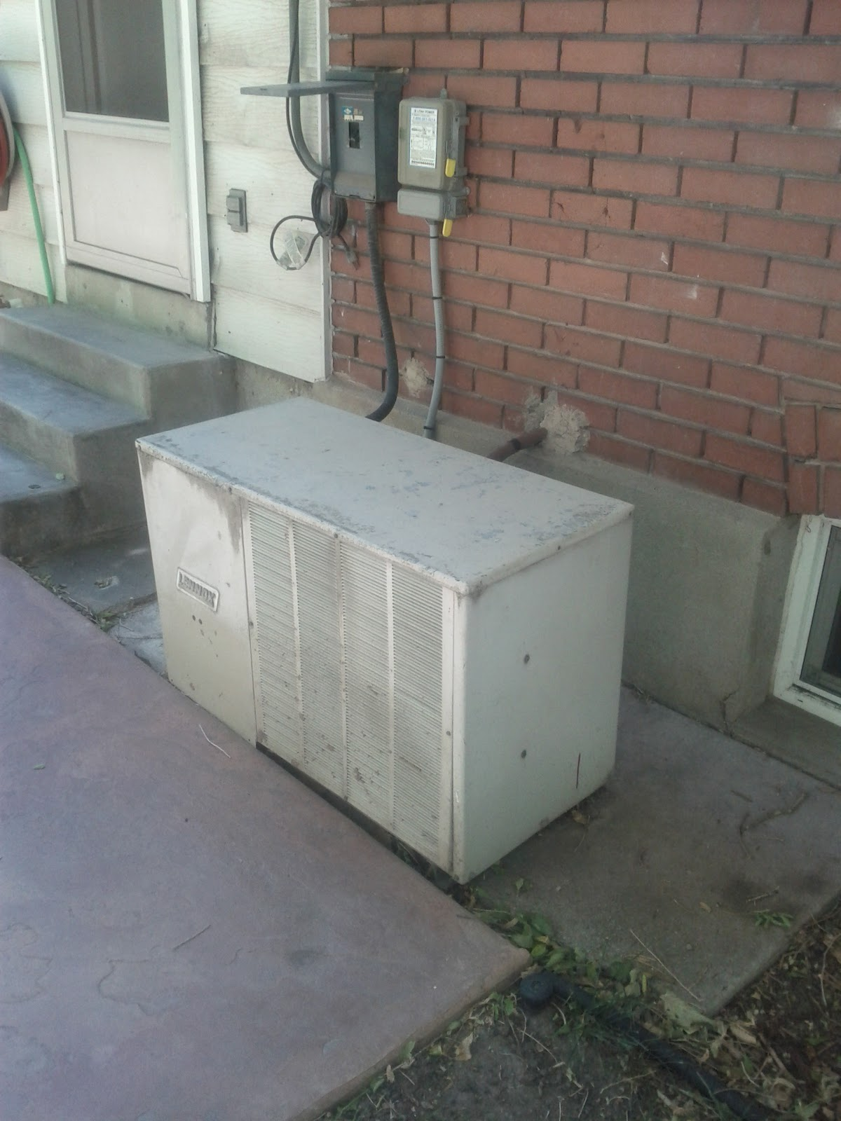 Do It Yourself And Home Repair Blog Old Lennox Air