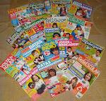 Revistas 2009, 2010 e 2011
