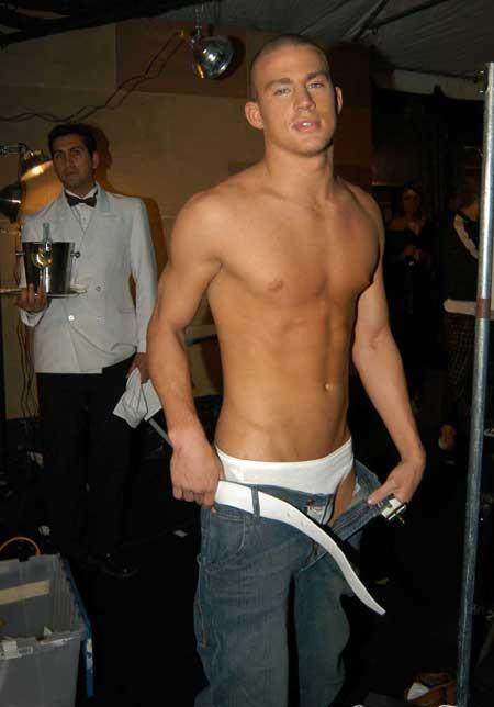 what the heck  trending now     channing tatum u0026 39 s sexiest photos  top 10