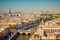 Paris Tourist Attraction in France